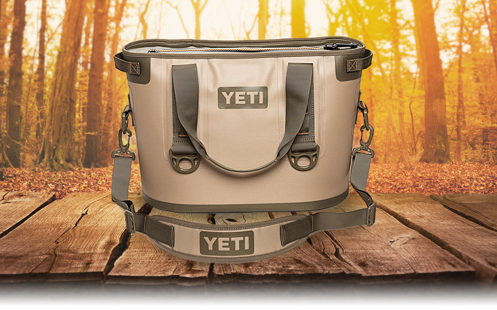Yeti Hopper, Yeti, Cooler, Bag, Nature, Trees, Marketing Efforts, Giveaway
